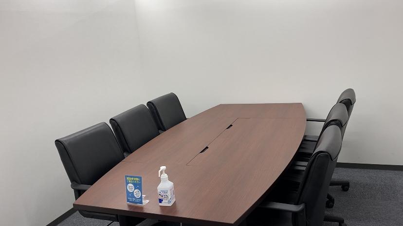 会議室の新型コロナ感染対策